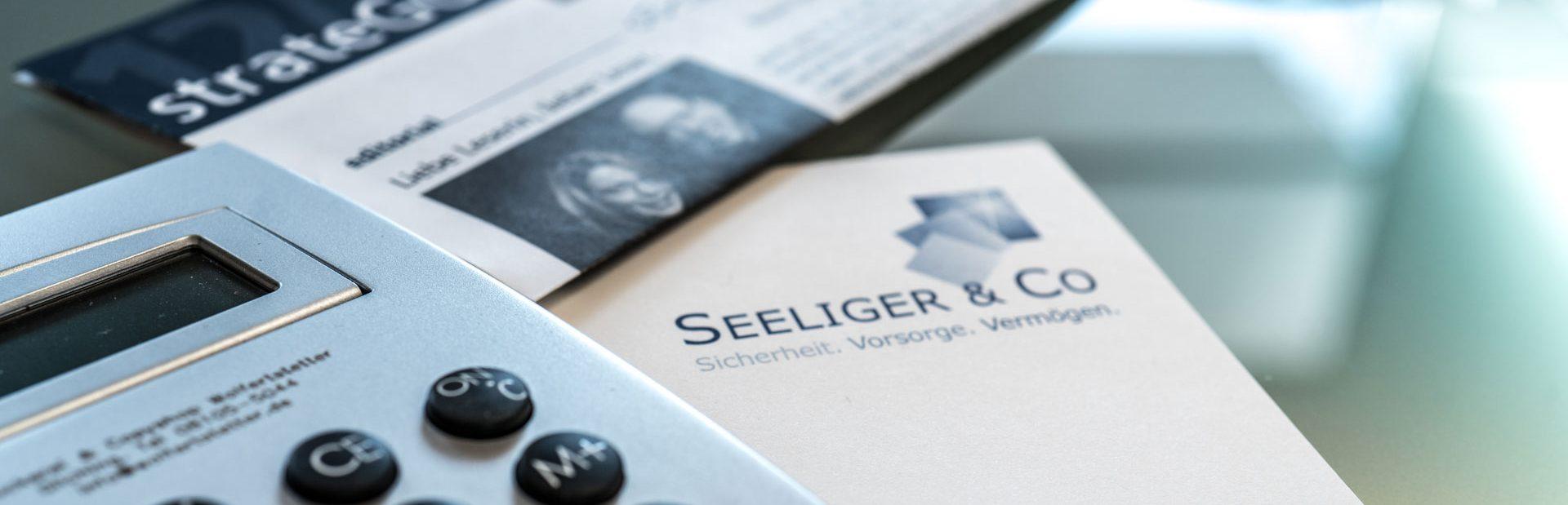Seeliger & Co. GmbH - Vermögen