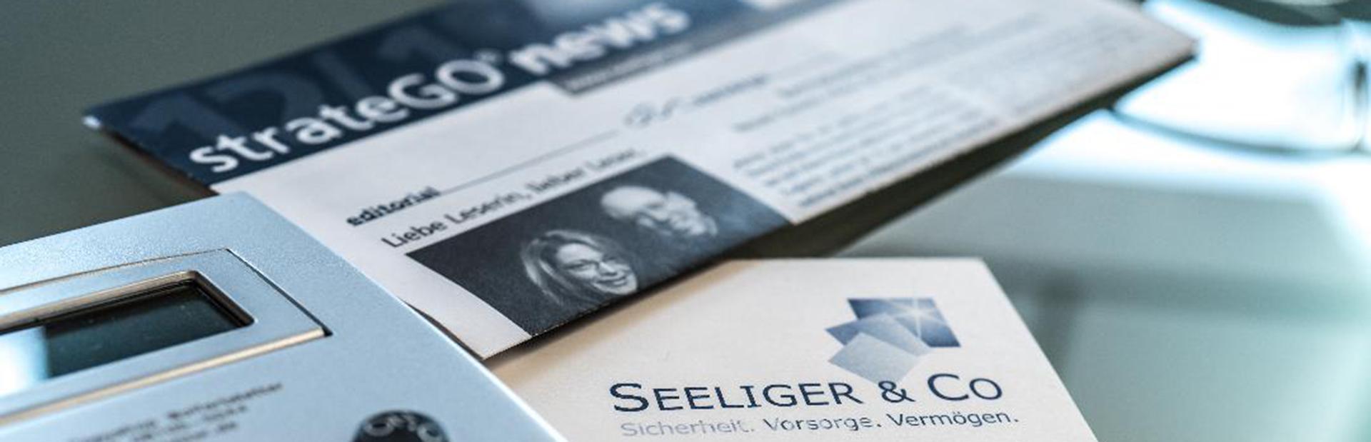 Seeliger & Co. GmbH - strateGOnews